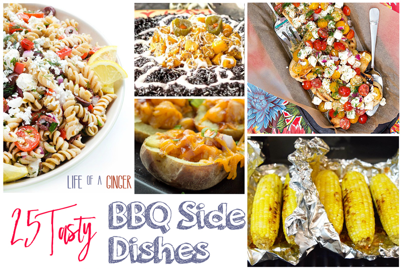 25 Fresh & Tasty BBQ Side Dishes