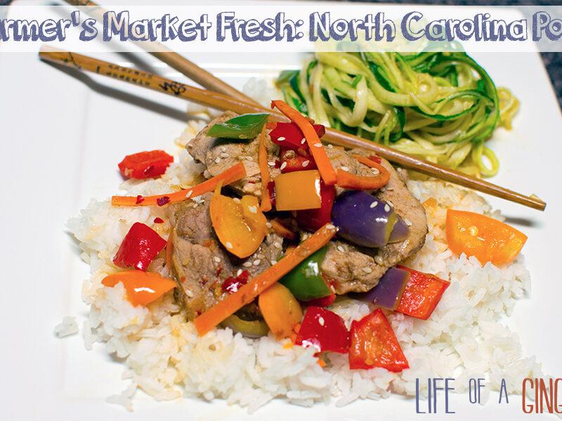 Farmer's Market Fresh: North Carolina Pork