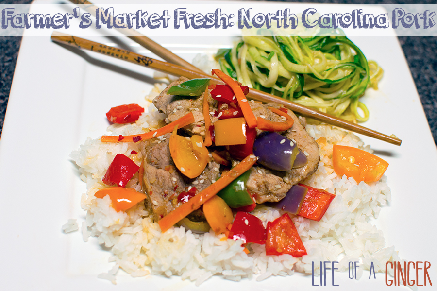 Farmer's Market Fresh: North Carolina Pork