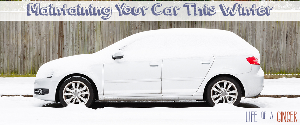 Maintaining Your Car This Winter