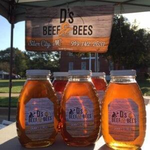 D's Beef & Bees