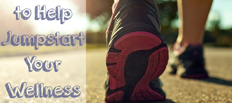 3 Steps to Jumpstart Your Wellness Routine