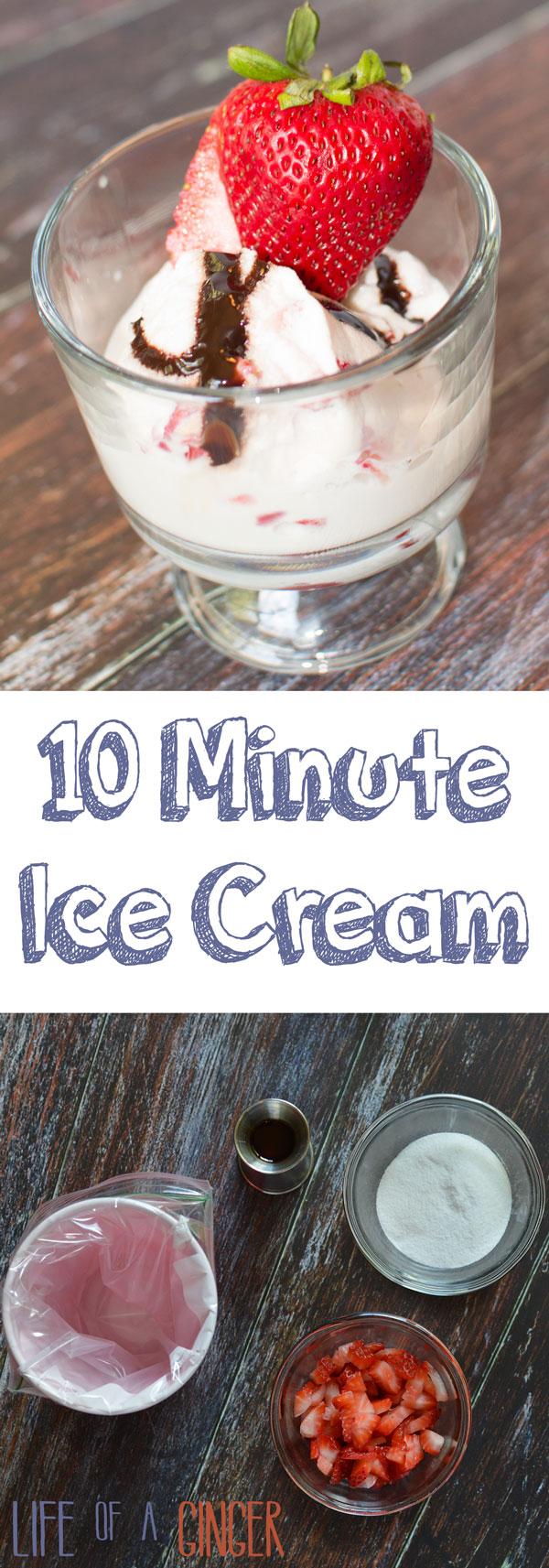 Ten-Minute No Cook Ice Cream