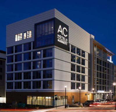 A Staycation Getaway at the AC Hotel Raleigh North Hills