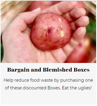Eat the uglies! Help reduce food waste