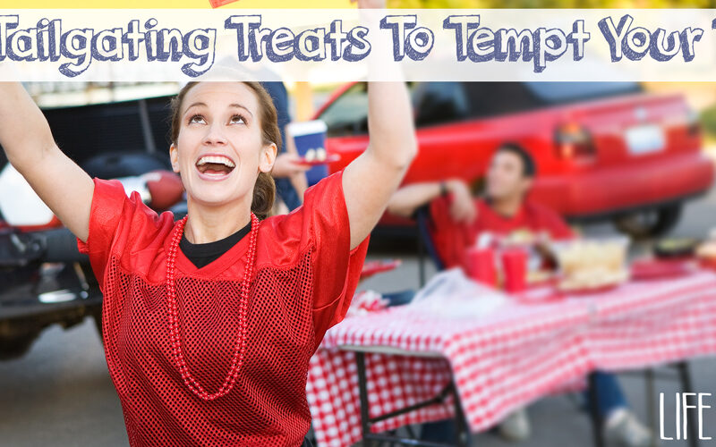 Twenty Tasty Tailgating Treats To Tempt Your Tummy