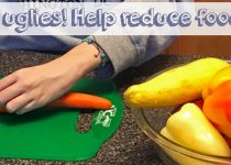 Eat the uglies! Help reduce food waste