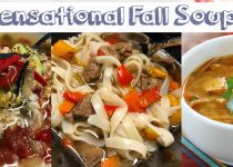 Sensational Fall Soups