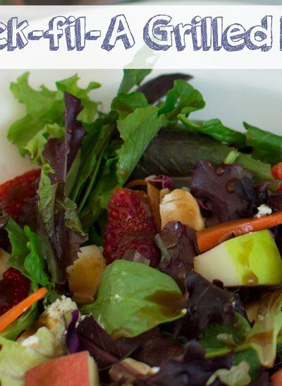 Copycat Chick-fil-A Grilled Market Salad