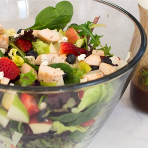 Copycat Chick-fil-A Market Salad
