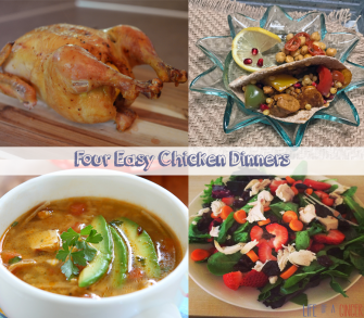 These Easy Chicken Dinners Will Help Make Your Weekly Meal Plan a Snap!