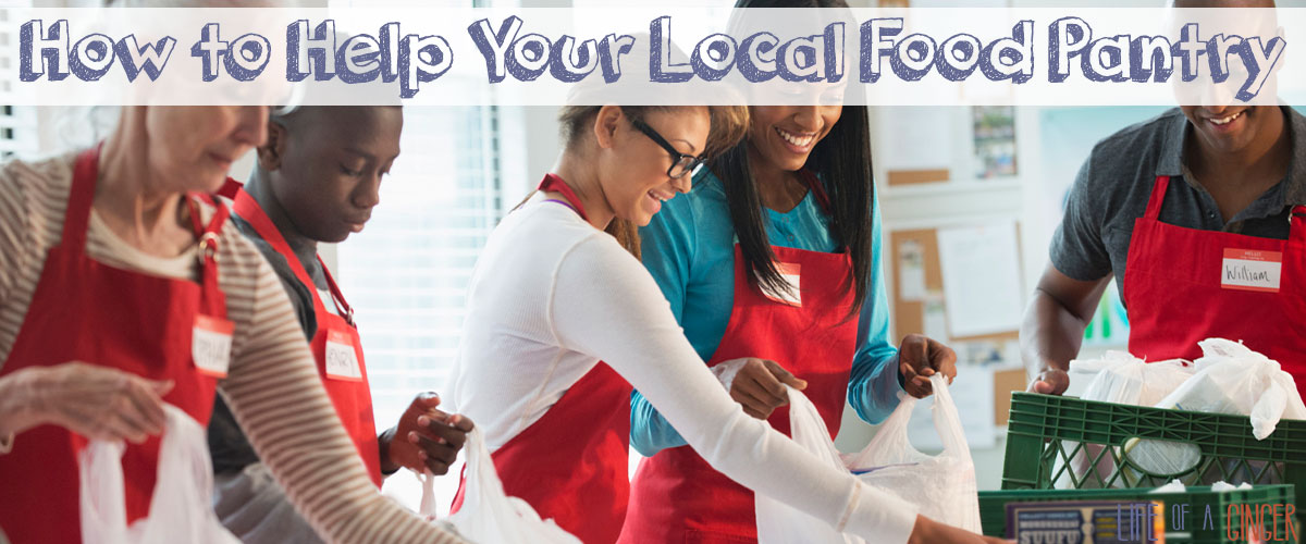 How to Help Your Local Food Pantry