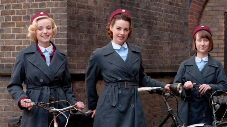 Call the Midwife| Netflix (PBS)