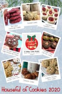 Houseful of Christmas Cookies