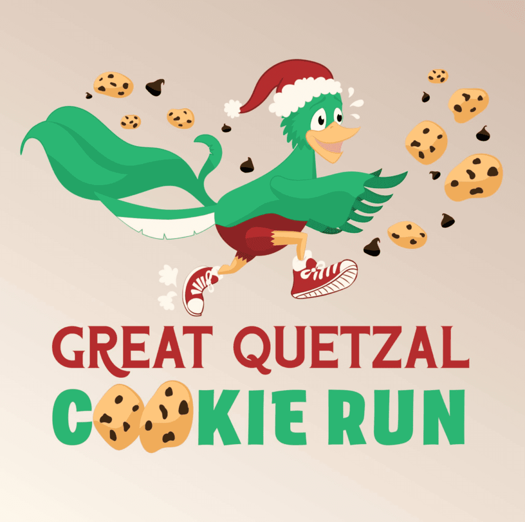 The Great Quetzal Cookie Run